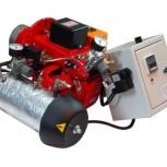 Горелка на отработанном масле AL-4V (15-45 кВт) для котла и печи, Оренбург