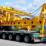 Перевозка негабаритных грузов по России, Оренбург