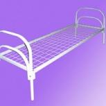 Кровати металлические от производителя економ для хостелов, Оренбург